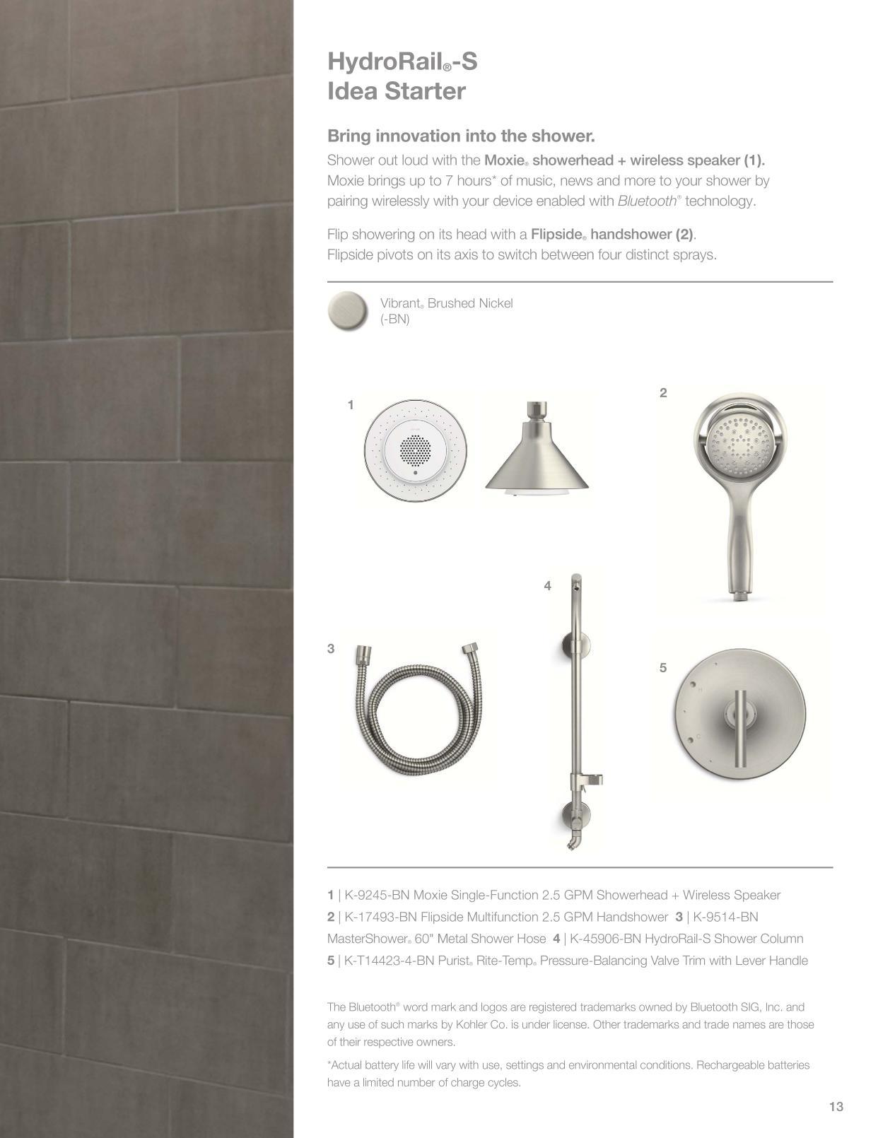 0faa52258a7 Hydrorail Brochure Page 13 - HydroRail Shower Columns